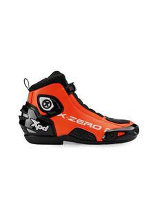 Buty motocyklowe krótkie XPD Z-ZERO R - fluo red - 2846769355