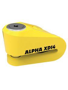Blokada Tarczy Oxford Alpha XD14 Żółta - 2846769459