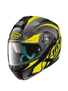 Kask Motocyklowy Szczękowy X-Lite X-1004 Ultra Carbon NORDHELLE - 6 - 2846983530