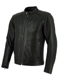 Skórzana kurtka motocyklowa RICHA THRUXTON - black - 2846983680