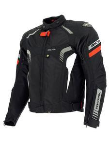 Tekstylna kurtka motocyklowa RICHA AIRFORCE - BLACK/RED/WHITE - 2847208856