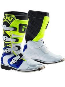 Buty Gaerne SG-J - Buty Gaerne SG-10WHITE BLUE FLUO - 2847208879