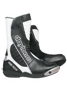 Buty Daytona Strive Gore-Tex - Black/white - 2847208899