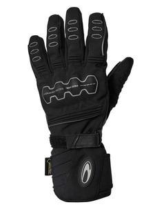 Turystyczne rękawice motocyklowe RICHA SONAR GTX - BLACK - 2847208914