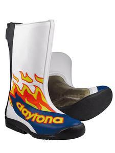 Buty żużlowe Daytona Speed Master II GP - white-blue - 2847208966