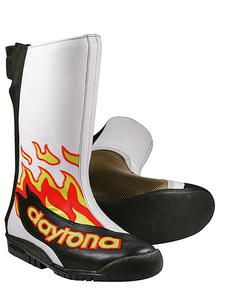 Buty żużlowe Daytona Speed Master II GP - white-black - 2847208968