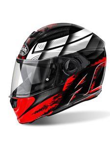 Kask motocyklowy AIROH STORM STARTER - red - 2847705565