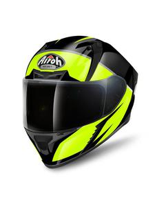Kask motocyklowy AIROH Valor Eclipse Yellow - Eclipse Yellow - 2847705612