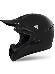 Kask motocyklowy Airoh Switch Matt Black - Matt Black - 2847937610