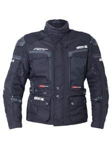 Tekstylna kurtka motocyklowa RST PRO SERIES ADVENTURE III - black - 2847937721