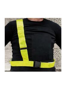 Pas odblaskowy Safe Belt Biketec - 2847937723