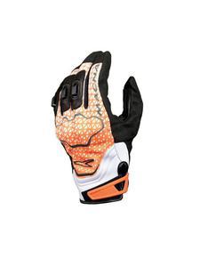 Motocyklowe rękawice skórzano-tekstylne Macna Assault - 133 - 2848200805