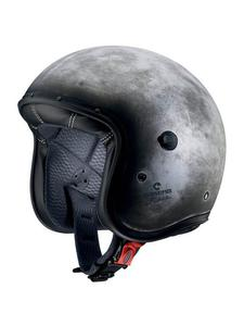 Otwarty kask motocyklowy CABERG JET FREE RIDE IRON - JET FREE RIDE IRON - 2849008919