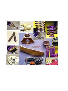 Zestaw mocujący amortyzator skrętu Hyperpro do KAWASAKI ZX-9R [02-03] - 2849894450
