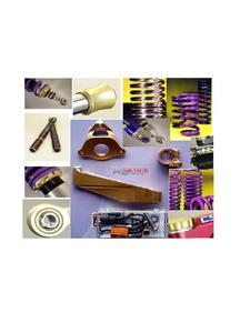 Zestaw mocujący amortyzator skrętu odwrócony Hyperpro do Honda 650F [14-] - 2849894466
