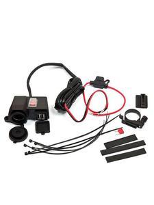 Motocyklowe gniazdo USB - MUS04 - 2849894606
