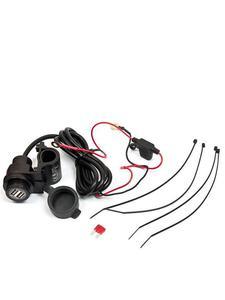 Motocyklowe gniazdo USB - MUS38 - 2849894608