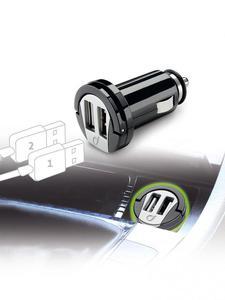 Samochodowa ładowarka USB INTERPHONE - 2849894708