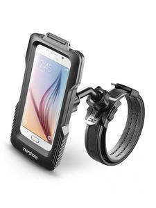 Uchwyt na kierownicę INTERPHONE z etui na Galaxy S6/ S6 Edge [do niestandardowych kierownic o obwodzie do 50cm] - 2849894750