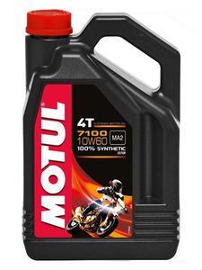 Olej silnikowy MOTUL 7100 4T 10W60 4L - 2850509104