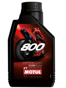 OLEJ Motul 800 2T SYNTETYCZNY ROAD RACING FACTORY LINE 1L - 2850509107