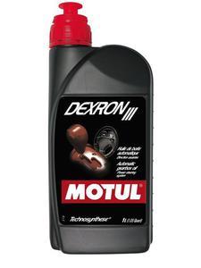 Olej przekładniowy MOTUL OLEJ DEXRON III 1 L - 2850509110