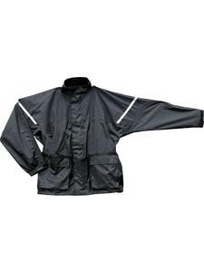 Kurtka przeciwdeszczowa SECA Rain - BLACK - 2852528500