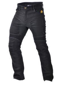 Jeansowe spodnie motocyklowe TRILOBITE Parado 661 Black - black - 2852658289