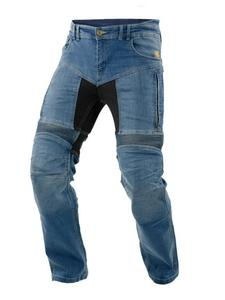 Jeansowe spodnie motocyklowe TRILOBITE Parado 661 Blue - Blue - 2852658290
