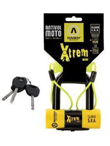 Kłódka AUVRAY Xtrem Mini z przypominaczem - 2852788285