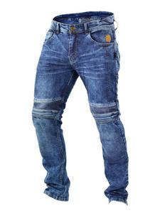 Jeansowe spodnie motocyklowe TRILOBITE Micas Urban - 2852788357