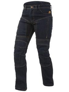 Jeansowe spodnie motocyklowe TRILOBITE Agnox - 2852788363