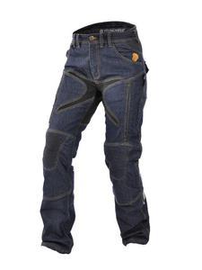 Damskie jeansowe spodnie motocyklowe TRILOBITE Probut X-Factor - 2852788444