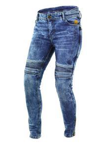 Damskie jeansowe spodnie motocyklowe TRILOBITE Micas Urban - 2852788446