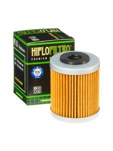 FILTR OLEJU HIFLO HF651 - 2856032768