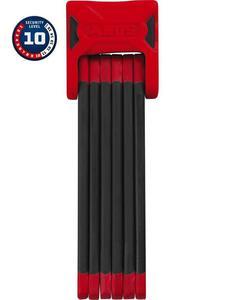 Zapięcie składane ABUS Bordo 6000/90 red SH z uchwytem. - czerwony - 2856760277