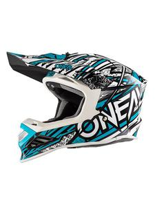Kask off-road O'neal Seria 8 SYNTHY - mint/white - 2858209740