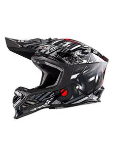 Kask off-road O'neal Seria 8 SYNTHY - black - 2858209741