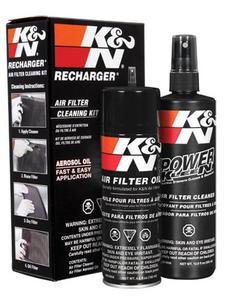 Zestaw K&N do czyszczenia filtrów powietrza - 2864219342
