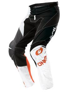 Spodnie mx O'neal Mayhem SPLIT - Black/Orange - 2858209889