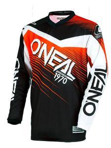 Bluza O'neal Element RACEWEAR - Black/Orange - 2858209898