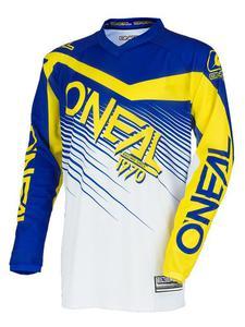 Bluza O'neal Element RACEWEAR - Blue/yellow - 2858209901