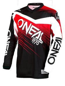 Bluza O'neal Element RACEWEAR - Black/red - 2858209902