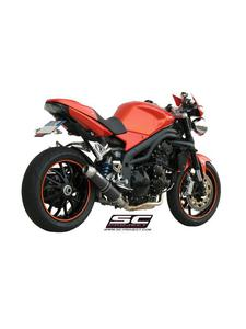Tłumik GP-EVO (Niska pozycja) SC-Project do Triumph SPEED TRIPLE 1050 [07-10] - 2858363056