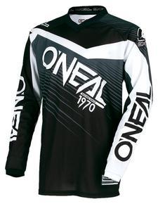 Bluza dziecięca O'neal Element RACEWEAR - black/gray - 2858363128