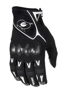 Rękawice motocyklowe O'neal Butch Carbon - czarne - 2858363173