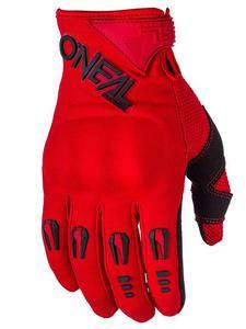 Rękawice motocyklowe O'neal HARDWEAR IRON - red - 2858363176