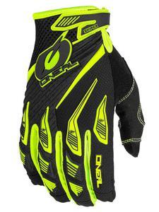 Rękawice Enduro O'neal Sniper ELITE - Yellow - 2858363180