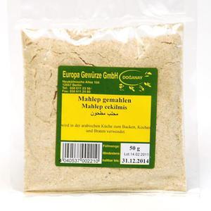 Mahlep (mahaleb), zmielone ziarna wiśni wonnej, 50 g - 2827760797