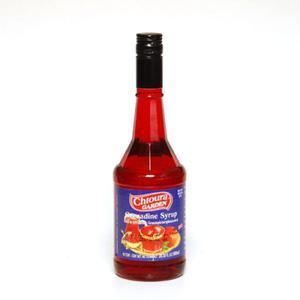 Skoncentrowany napój o smaku owoców granatu, 600 ml - 2827760995